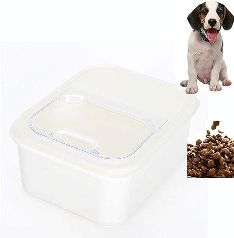 Almacenamiento Sello de Cereales Animal doméstico del Perro del ...