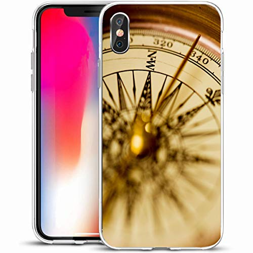 LifeCO Custom Phone Case Cover for iPhone X/XS 5.8