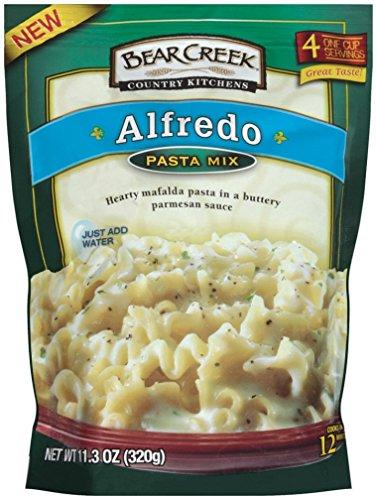 Bear Creek Pasta Mix, Alfredo, 9.7 ()
