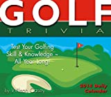 Golf Trivia 2014 Boxed/Daily (calendar)