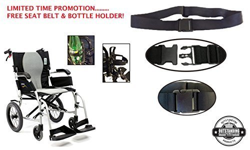 Wheelchair Fixed Armrests - 2