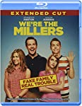 Cover Image for 'We're the Millers (Blu-ray+DVD+UltraViolet Combo Pack)'