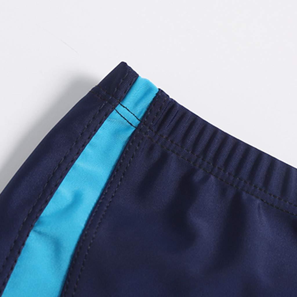 Ba/ñador Piscina Hombre Colorido Slip Nylon Transpirable Pantalones Playa Corto Surf Ropa Traje Ba/ño Moda Secado R/ápido Verano