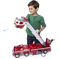 PAW Patrol - Ultimate Rescue Fire Truck with Extendable 2...