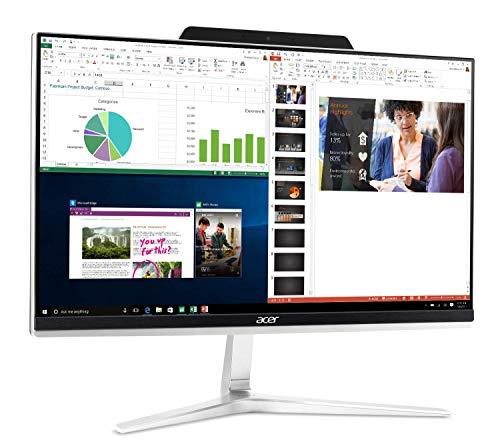 Acer Aspire Z 24 23.8' All-in-One Intel Core i5-9400T 1.80GHz 12GB Ram 512GB SSD Windows 10 Home (Renewed)