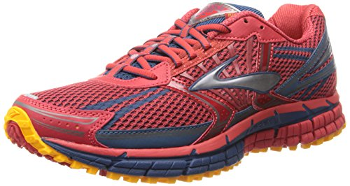 Brooks Adrenaline Pseidon Mango Running