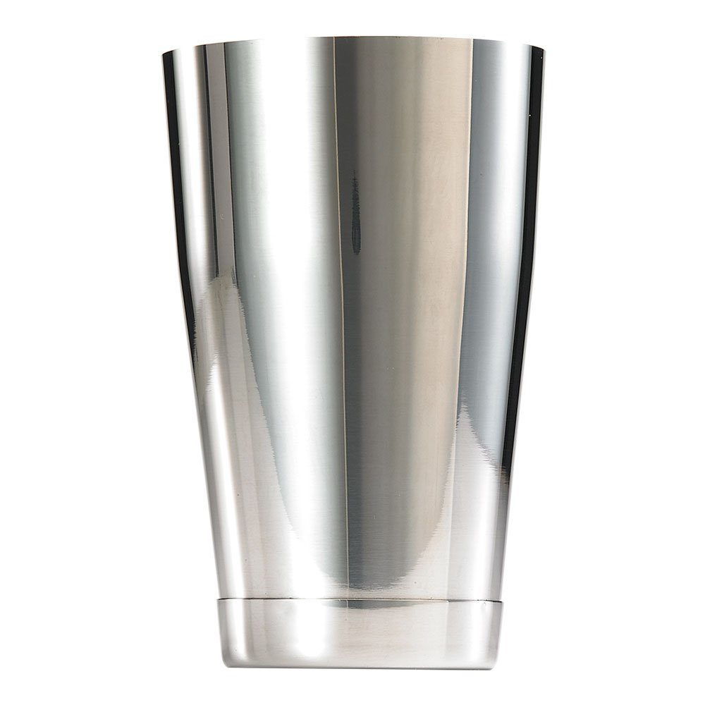 Barfly M37007 Cocktail Shaker Tin, Small 18 oz (532 ml), Stainless Steel