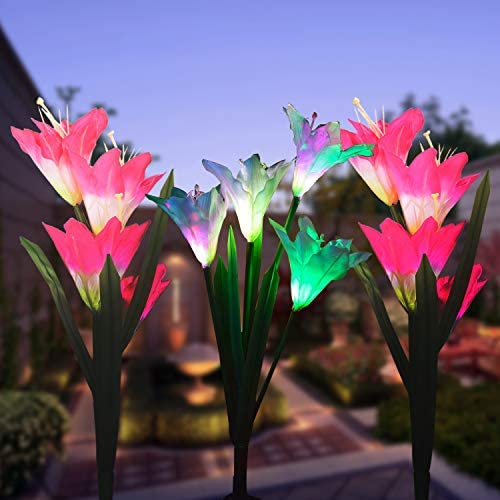 WOHOME Multi Color Changing Landscape Lighting product image