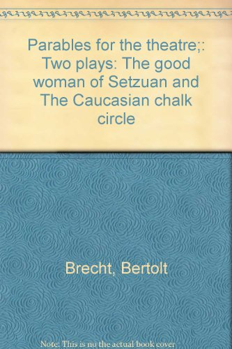 an analysis of the caucasian chalk circle by bertolt brecht An analysis of the themes in the caucasian chalk circle by bertolt brecht pages 1 words 862 view full essay more essays like this: alienation techniques, bertolt brecht, caucasian chalk circle not sure what i'd do without @kibin - alfredo alvarez, student @ miami university exactly what i needed.