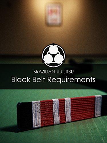 Brazilian Jiu Jitsu Black Belt Requirements by