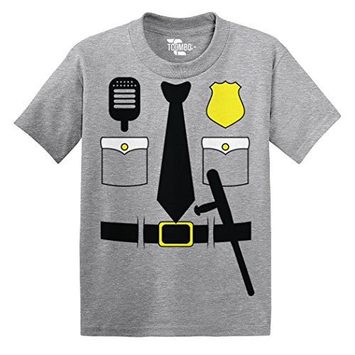 Cop Costume - Police Officer Trooper Infant/Toddler Cotton