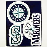MLB Seattle Mariners 2009 6 Magnet Sheet, Green