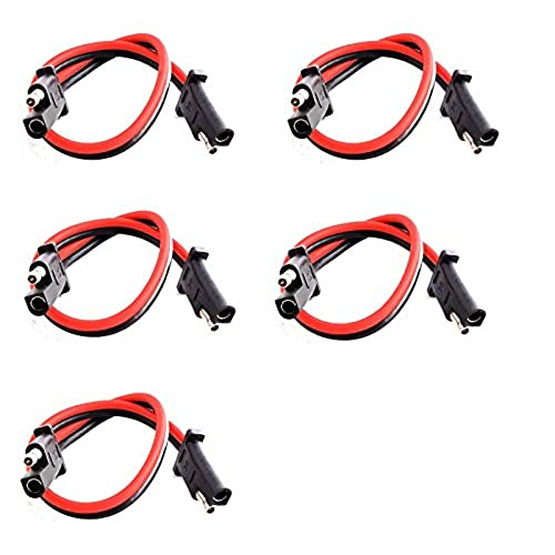 2 Pin Quick Disconnect Amazon. 5 Pack 12 10 Gauge 2 Pin Quick Disconnect Imc Audio Polarized Wire Harness. Wiring. 2 Pin Quick Disconnect Wire Harness Oven At Scoala.co