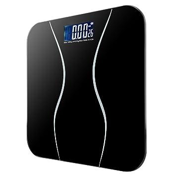 Amazon.com: YOYASTORE Báscula digital de peso corporal ...