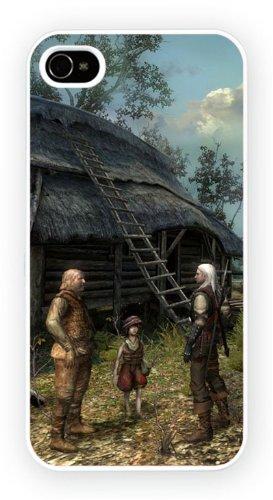 The Witcher, iPhone 5C, Etui de téléphone mobile - encre brillant impression