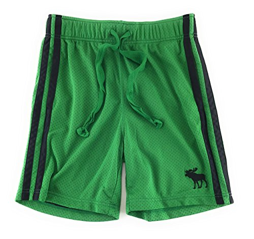 Abercrombie & Fitch Mens Athletic Shorts X-Small - Fitch Moose
