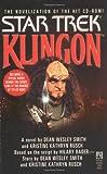 Klingon, Greg Cox and Kristine Kathryn Rusch, 0671002570