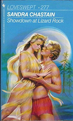 book cover of Showdown at Lizard Rock