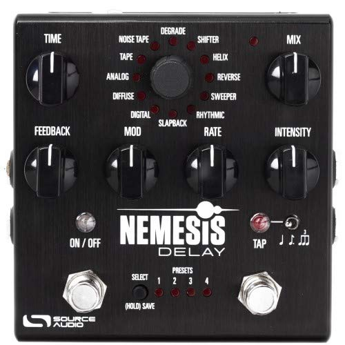 Source Audio SA260 Nemesis Guitar Delay Effects Pedal by Source Audio (Image #1)