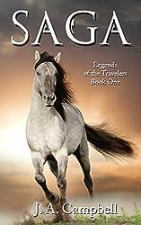 Saga (Legends of the Travelers Book 1)