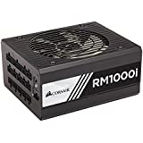 Corsair RMi Series, RM1000i, 1000 Watt, Fully Modular Digital Power Supply, 80+ Gold Certified