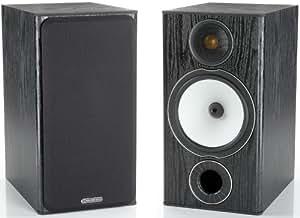 Monitor Audio Bronze BX2 Altavoz de estanter'a, color Black Oak Vinyl. Precio por Pareja