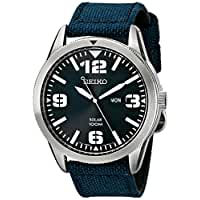 Seiko\x20Men\x26\x23039\x3Bs\x20SNE329\x20Sport\x20Solar\x2DPowered\x20Stainless\x20Steel\x20Watch\x20with\x20Blue\x20Nylon\x20Band
