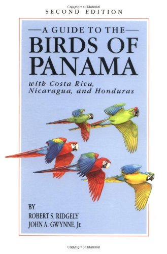 Panama Storage - A Guide to the Birds of Panama: With Costa Rica, Nicaragua, and Honduras