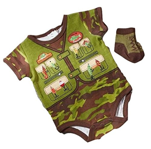 Baby Essentials Creeper Bodysuit Fisherman product image
