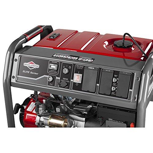 Briggs & Stratton 30663, Gas Powered Portable Generator