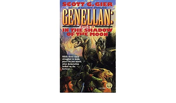 Genellan: In the Shadow of the Moon (English Edition) eBook ...
