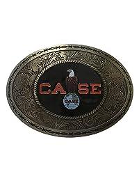 Case Old Abe Eagle Western Buckle