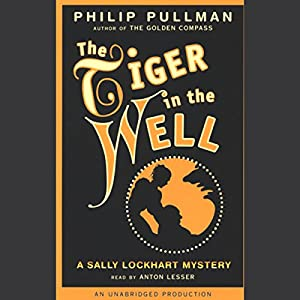 The Tiger in the Well Hörbuch