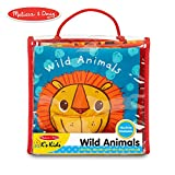 Melissa & Doug Playset Wild Animals