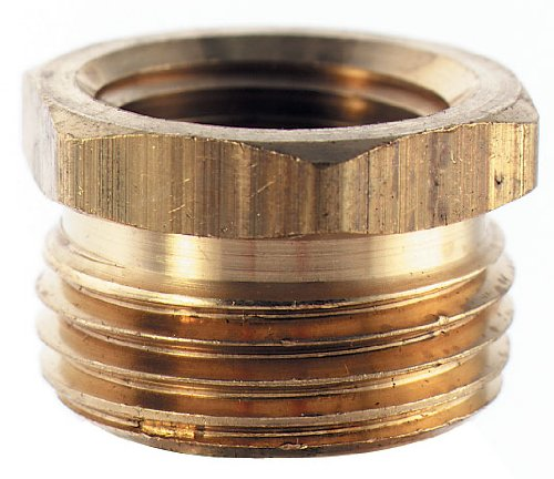 Plumb Craft 7410300N 3/4-Inch by 1/2-Inch Hose Adapter