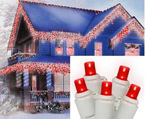 Holiday Home 70 Led Star Icicle Light Set in US - 4