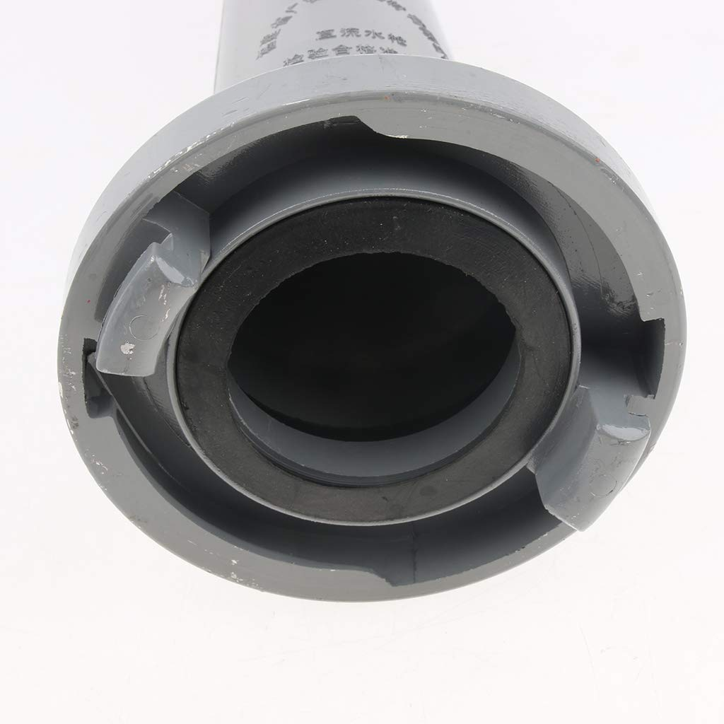Tenlacum 65mm-1 65 mm, 30 cm, 11 cm, di/ámetro de conexi/ón Manguera de bomberos para sistema de extintor de incendios