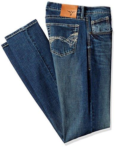 Wrangler Men's Size Tall 20X 42 Vintage Boot Cut Jean, Midland, 36x38 -