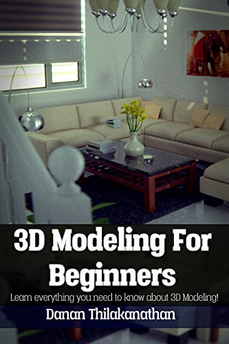 3D Modeling For Beginners: Learn everything you need to know about 3D Modeling! (Blender 3d Printing)