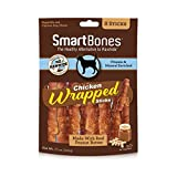 Smartbones Chicken-Wrapped Sticks For Dogs With Re...