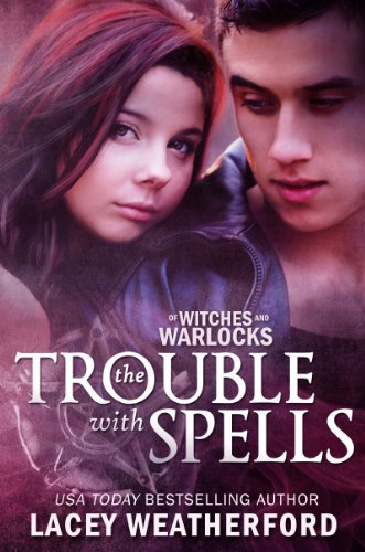 Trouble Spells Witches Warlocks Book ebook product image