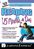 Reading in 15 Minutes a Day, LearningExpress Editors, 1576856615