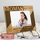 Mommy's First Christmas – Mommy Christmas Gift – Christmas Gifts for Mom – Picture Frame for Mom – Christmas 2017 – Mom's First Christmas Review