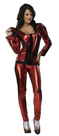 Michael Jackson Halloween Costumes | Amazon Com Delicate Illusions Sexy Adult Celebrity Michael Jackson