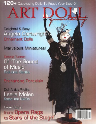 Art Doll Quarterly - Winter 2007