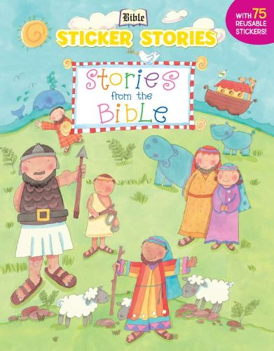 Stories from the Bible (Sticker Stories)