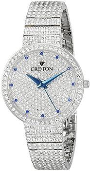 Croton CN207541RHPV Balliamo Pave Women's Watch