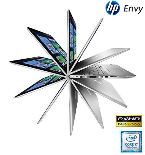 Combo Tb 1 Usb (HP Envy 15t x360 Convertible Touch-Screen Laptop Intel i7 up to 3.5 GHz 16GB 1TB 15.6