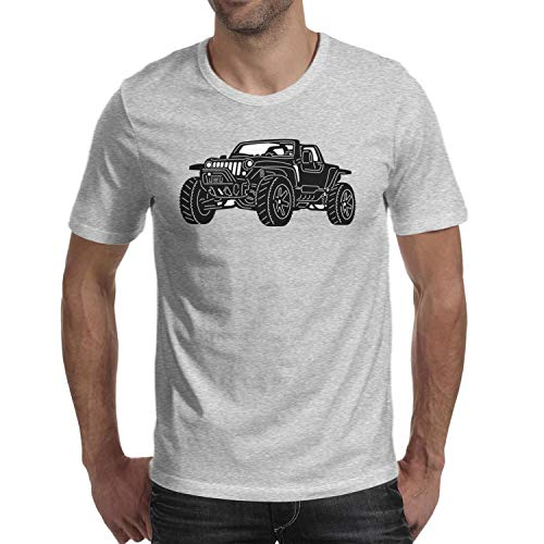 SMHNG F-ord-Truck- Printed Men's Mens T-Shirt Awesome Breathable 100% Cotton Shirt -