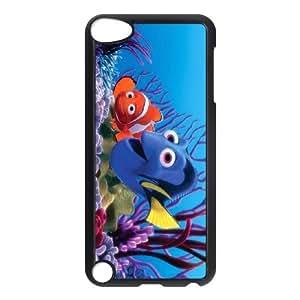 Mystic Zone Cute Cartoon Finding Nemo Cover Case FOR Ipod Touch 5 TPUKO-Q849626